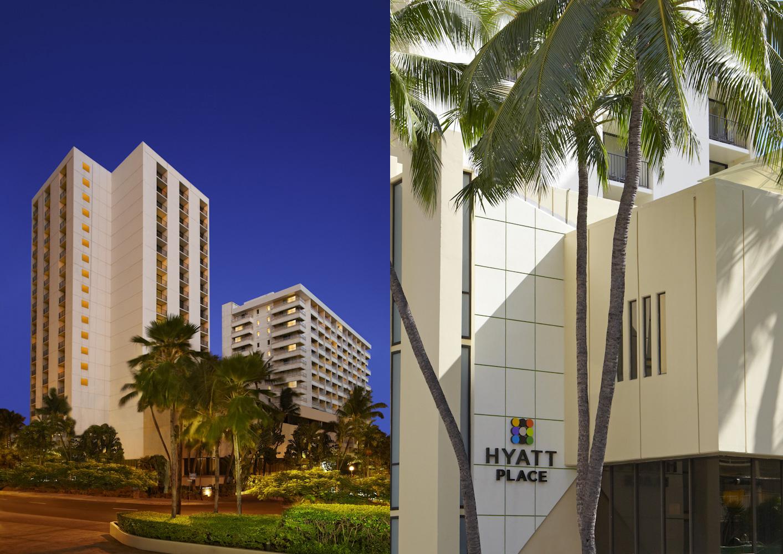 ハイアット・プレイス・ワイキキ・ビーチ/Hyatt Place Waikiki Beach