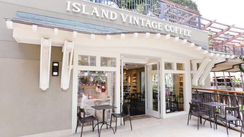 100%コナ・コーヒーとフレッシュフードがいただける「Island vintage Coffee(アイランド・ヴィンテージ・コーヒー)」