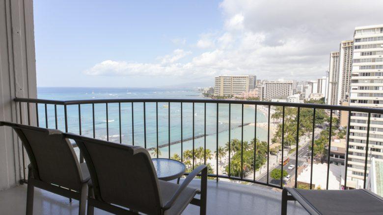 ワイキキ・ビーチ・マリオット・リゾート&スパ/Waikiki Beach Marriott Resort & Spa
