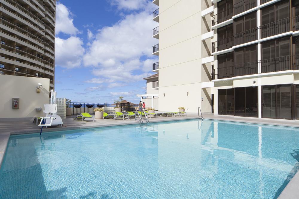 ワイキキ・パーク・ホテル/Waikiki Parc Hotel