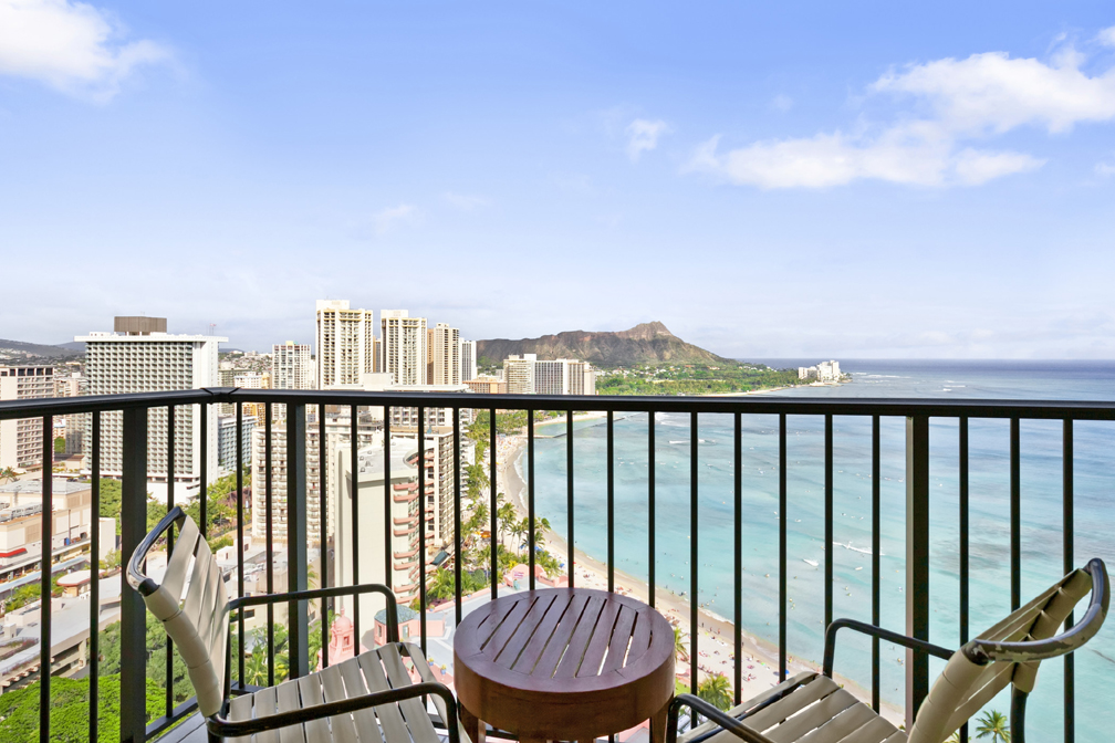 Sheraton Waikiki/シェラトン・ワイキキ