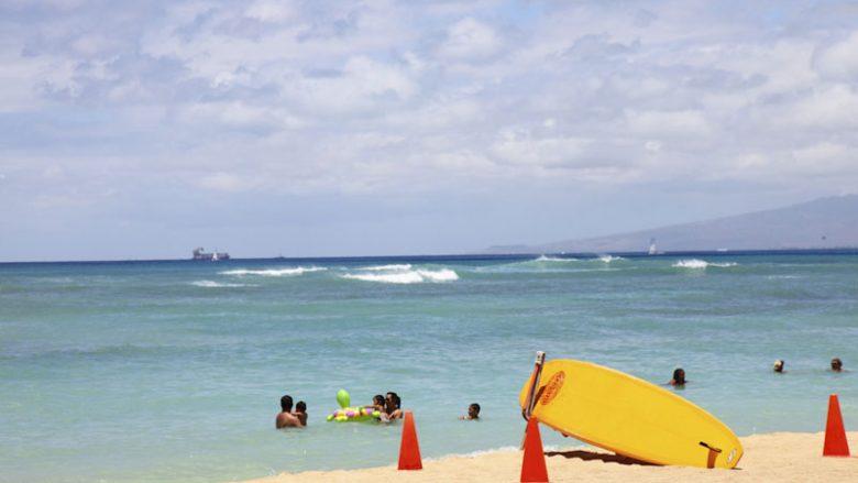 カイマナ・ビーチ/Kaimana Beach