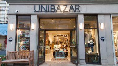リゾート感あるキュートなセレクトが魅力「UNIBAZAR(ユニバザー)」