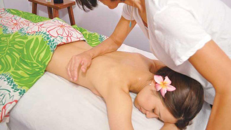 リラックスと血流の改善も促すアナイハナ・マッサージ・サロン/Anai87 Massage Salon