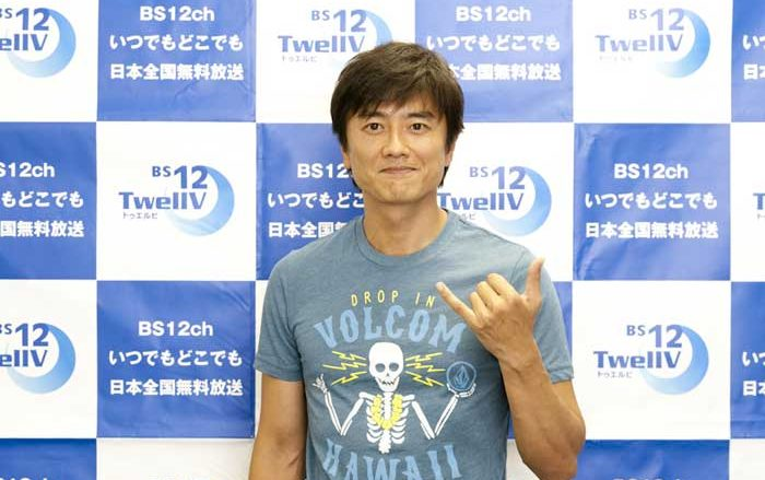 俳優の原田龍二が「ハワイに恋して」シーズンゲストに登場!