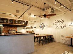 モンサラット通りに新しいカフェ『Sunny Days (サニーデイズ)』がオープン!
