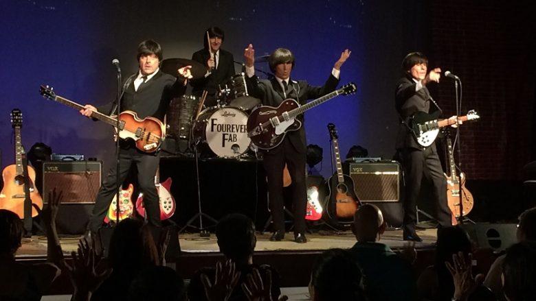 よみがえるザ・ビートルズ「フォーエバー・ファブ・ショー」 ワイキキに続きマウイ島のステージに
