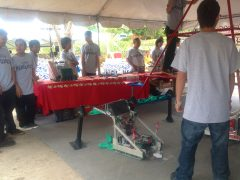 《ハワイ新着情報》 ワイアルア高校ロボティクスチームのためのファンドレイザー・ルアウを、ドールプランテーションにて開催
