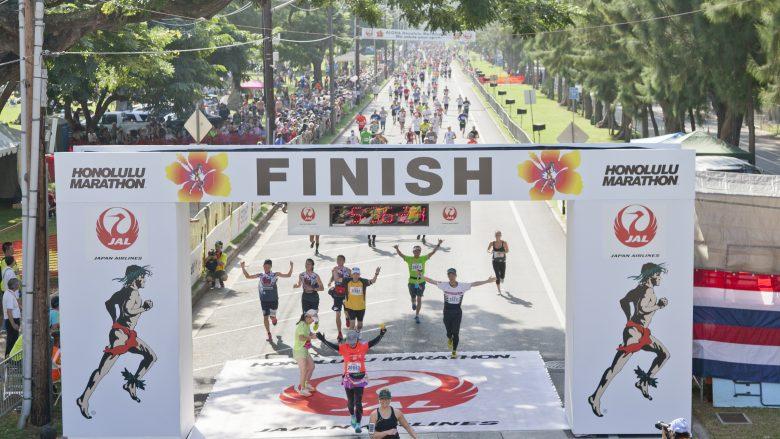 【JALホノルルマラソン2016】 日本受付・第2期エントリー期間を延長!