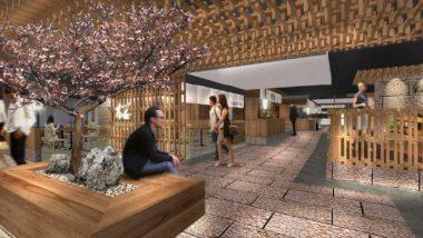 《ハワイ新着情報》 日本の名店を集め「ワイキキ横丁名店街」が7月に登場
