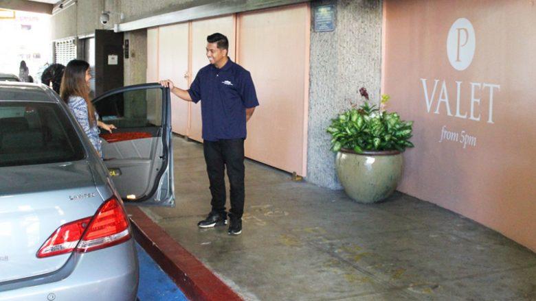 《ハワイ新着情報》 ロイヤル・ハワイアン・センターでバレーパーキングサービスを開始