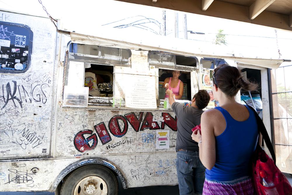 ジョバンニズ・オリジナル・ホワイト・シュリンプ/Giovannis Original White Shrimp Truck