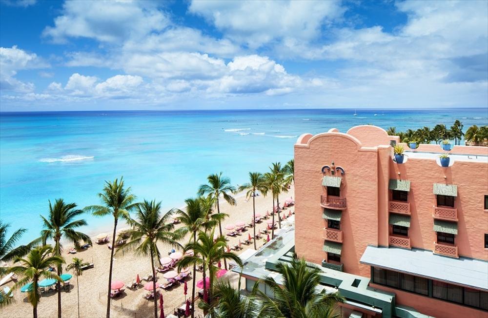 ロイヤル ハワイアン ラグジュアリー コレクション リゾート/The Royal Hawaiian a Luxury Collection Resort