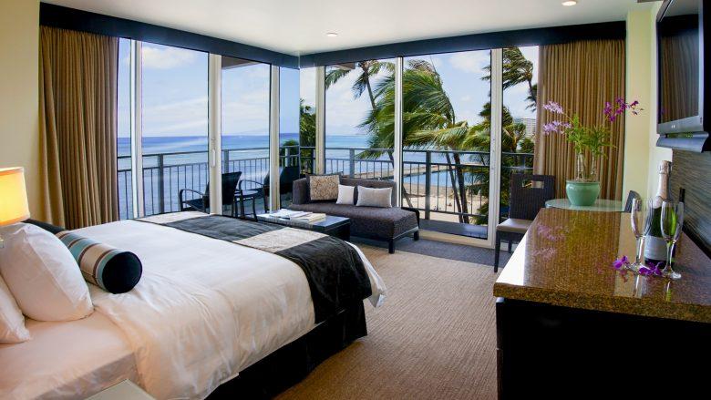 隠れ家的ホテルで安心のおもてなしを「The New Otani Kaimana Beach Hotel(ニュー・オータニ・カイマナ・ビーチ)」