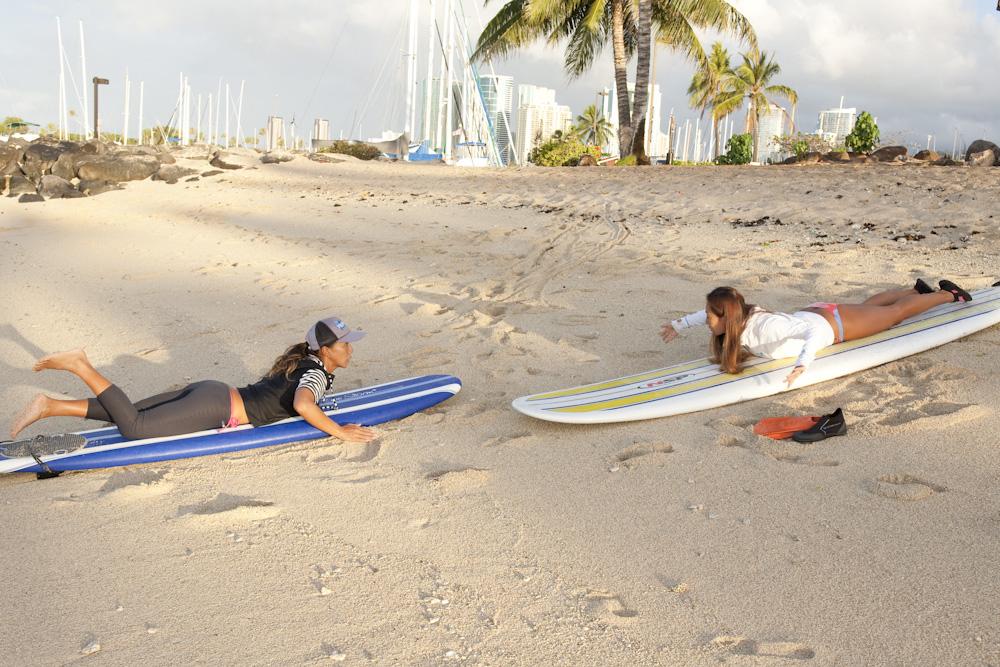 サーファーガールアカデミー/Surfer Girl Academy Hawaii