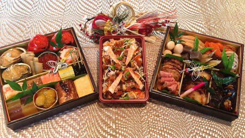 ホノルルで人気の和食店『桜テラス』に今年も極上おせち料理が登場