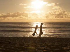 星空を観るならノースショア・サンセットビーチがオススメ