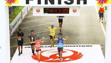 「JAL ホノルルマラソン®2016」密着レポート!