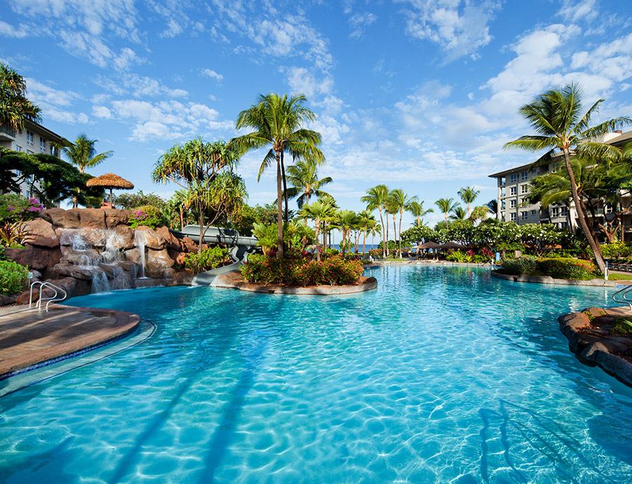 ザ・ウェスティン・カアナパリ・オーシャン・リゾート・ヴィラ/The Westin Ka'anapali Ocean Resort Villas