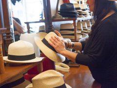本格パナマ帽の専門ブティック Truffaux(トゥルーフォー)