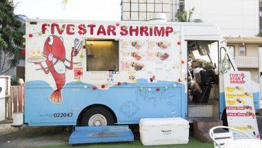 ファイブスターシュリンプ/Five Star Shrimp