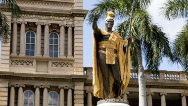 【コラム】ハワイ文化の基礎知識/カメハメハ大王像