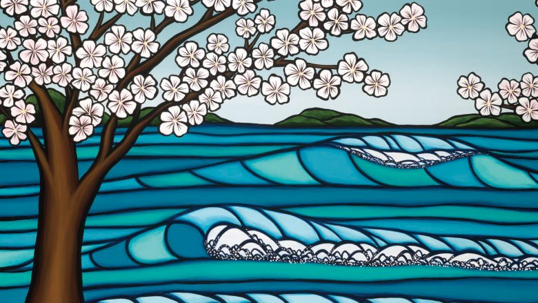 ハワイの画家ヘザー・ブラウン来日イベント『Heather Brown Gallery POP UP STORE』開催