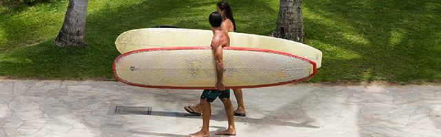サーフィン&ボディボード