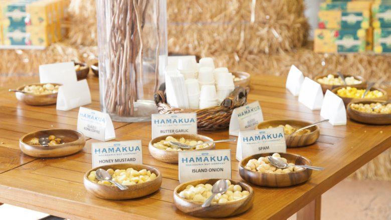 「ハマクア・マカダミア・ナッツ・カンパニー」で自分好みの味探し