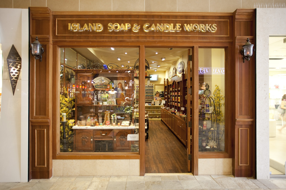 Island Soap&Candle Works/アイランド・ソープ&キャンドルワークス