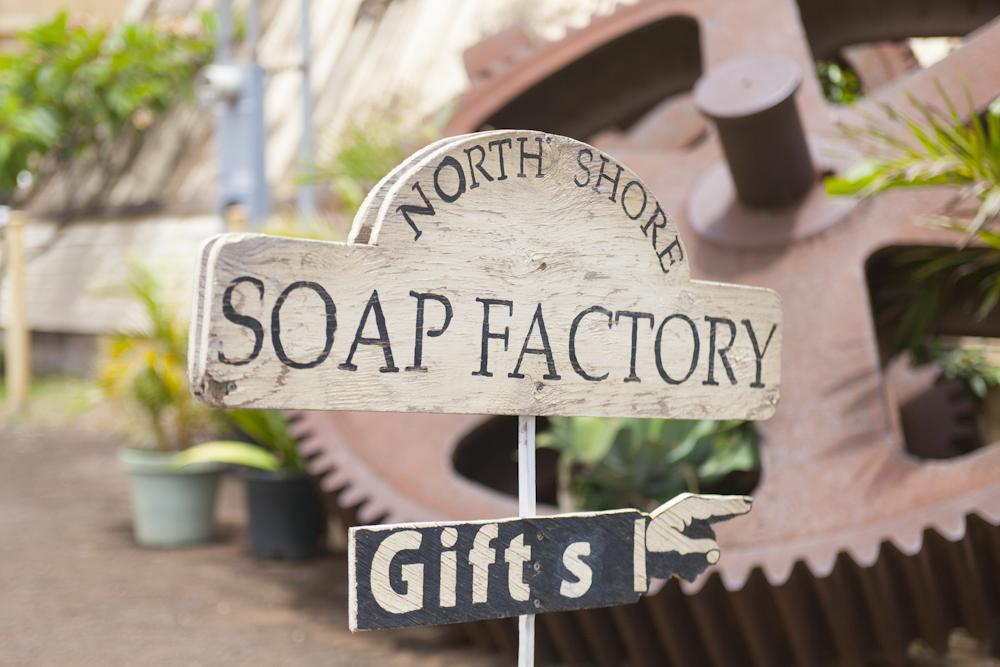 North Shore Soap Factory/ノース・ショア・ソープ・ファクトリー