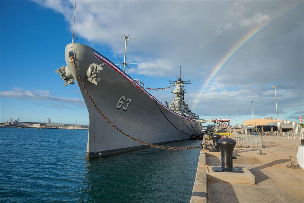 Battleship Missouri Memorial/戦艦ミズーリ記念館