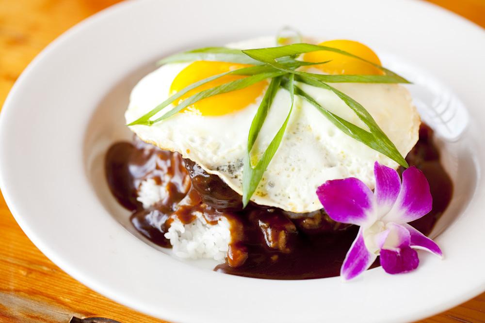 Lulu's Waikiki/ルルズ・ワイキキのロコモコ