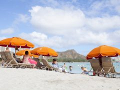 【ハワイで使えるワンフレーズ英会話】vol.15 ビーチにて