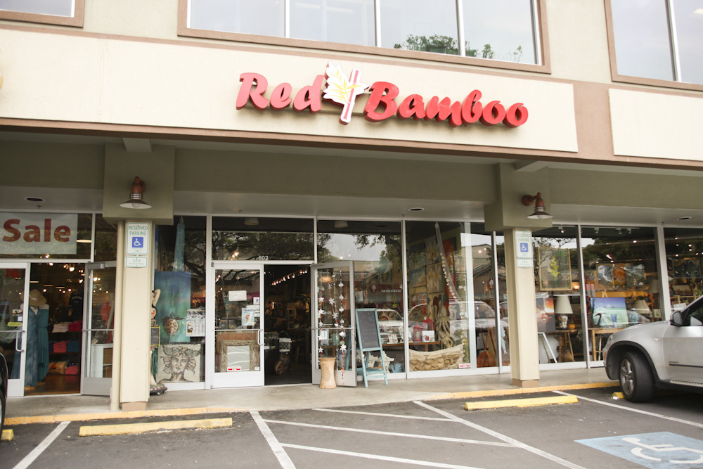 Red Bamboo/レッドバンブー