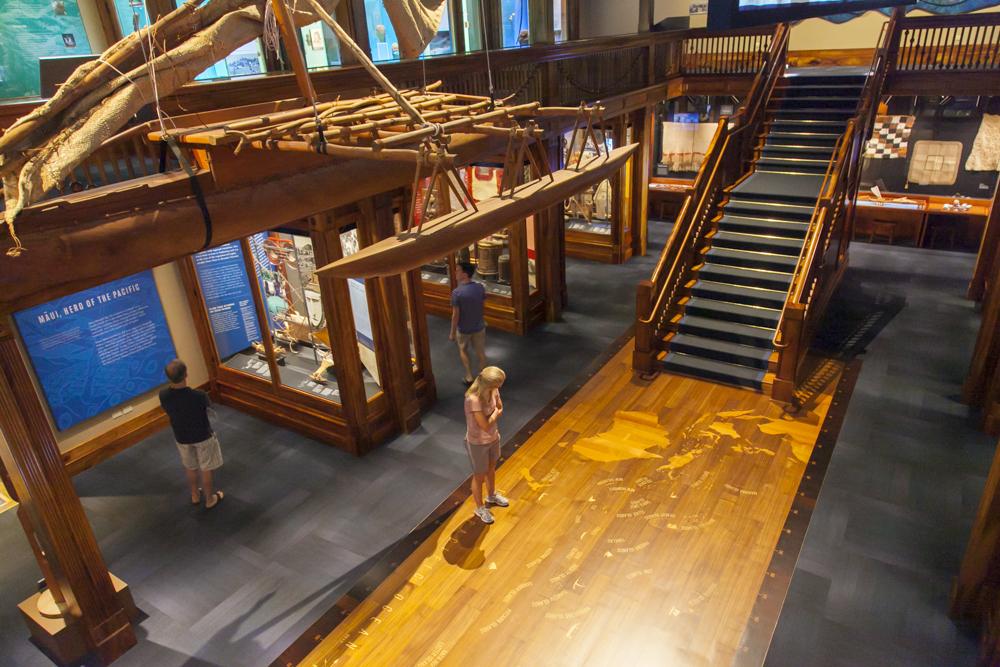ビショップミュージアム/Bishop Museum