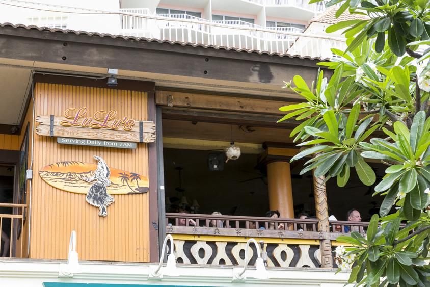 Lulu's Waikiki/ルルズ・ワイキキ