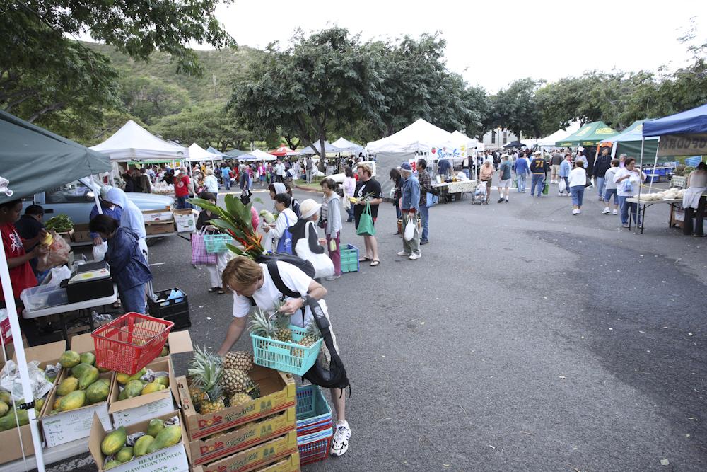 KCC Farmer's Market/KCCファーマーズマーケット