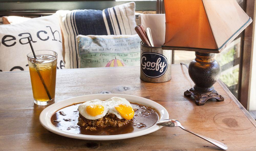 Goofy Cafe & Dine/グーフィー・カフェ&ダインのロコモコ