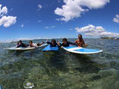 アンプ・サーフ・レッスン/AMP Surf Lesson