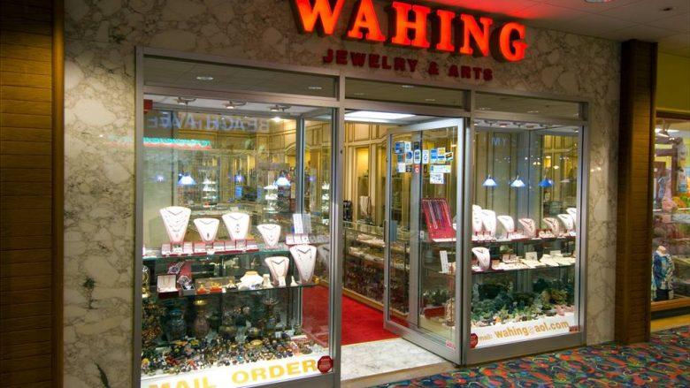 ワヒング/WAHING JEWELRY