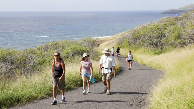 日ごろの運動不足を解消!初心者でも楽しめるオアフのトレッキング&ハイキングコース
