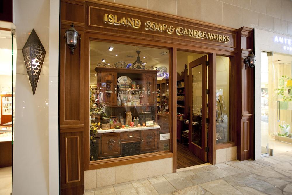 Island Soap & Candle Works/アイランド・ソープ&キャンドルワークス