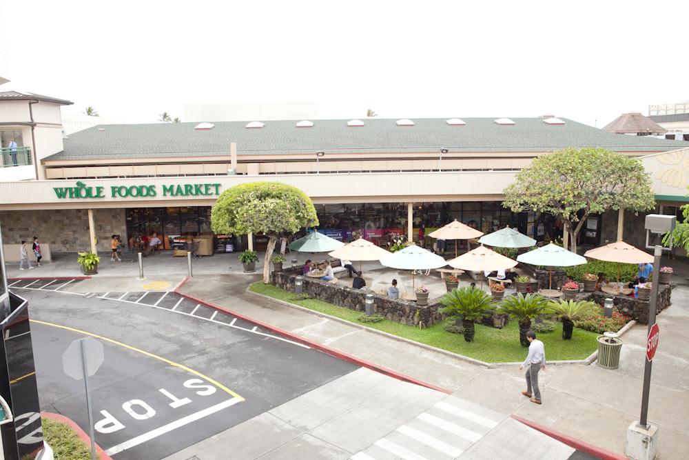 ホール・フーズ・マーケット(カハラ店)/Whole Foods Market