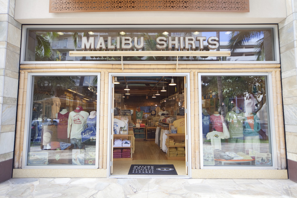 Malibu Shirts/マリブ・シャツ