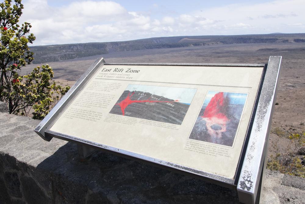 キラウエア火山/Kilauea Volcano