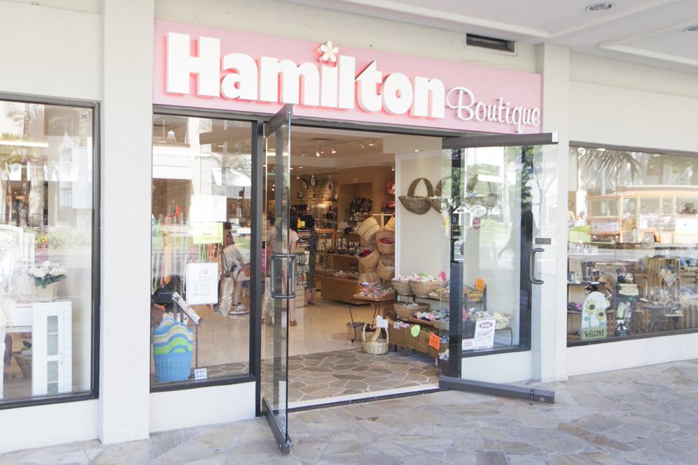 Hamilton Boutique/ハミルトン・ブティック