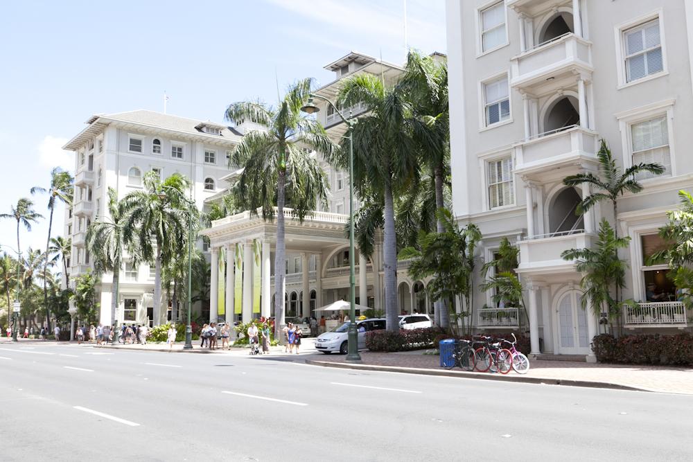 Moana Surfrider, Westin Resort & Spa /モアナ サーフライダー ウェスティン リゾート&スパ
