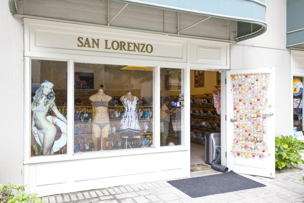 San Lorenzo Bikinis/サン・ロレンツォ・ビキニス
