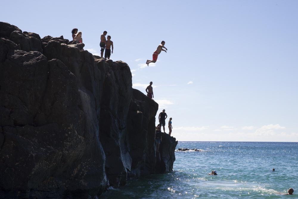 ワイメア・ベイ・ビーチ・パーク/Waimea Bay Beach Park